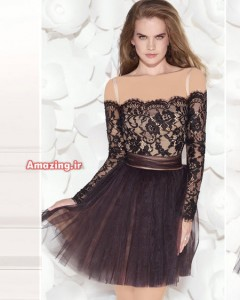 مدل لباس شب سری7