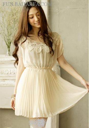 لباس دخترانه قشنگ