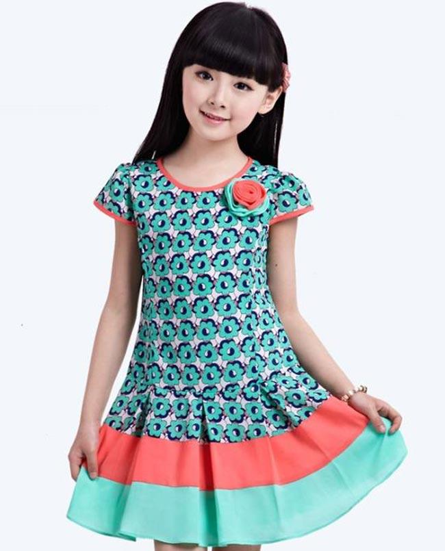 لباس دخترانه جدید