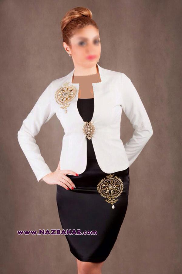کت و دامن زنانه قشنگ