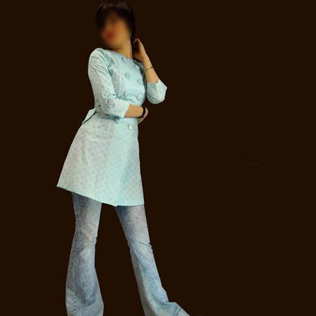 مدل مانتو اسپرت شیک