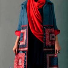 مدل مانتو سنتی زیبا