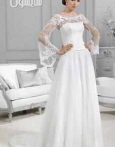 مدل لباس عروس زیبا