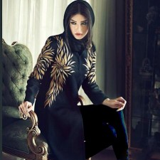 مدل مانتو مجلسی زیبا